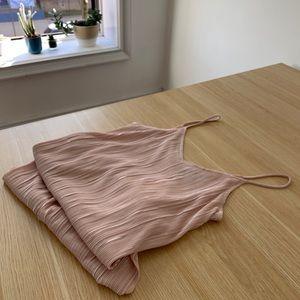 Aeropostale Dresses - High thigh slip dress NWT!
